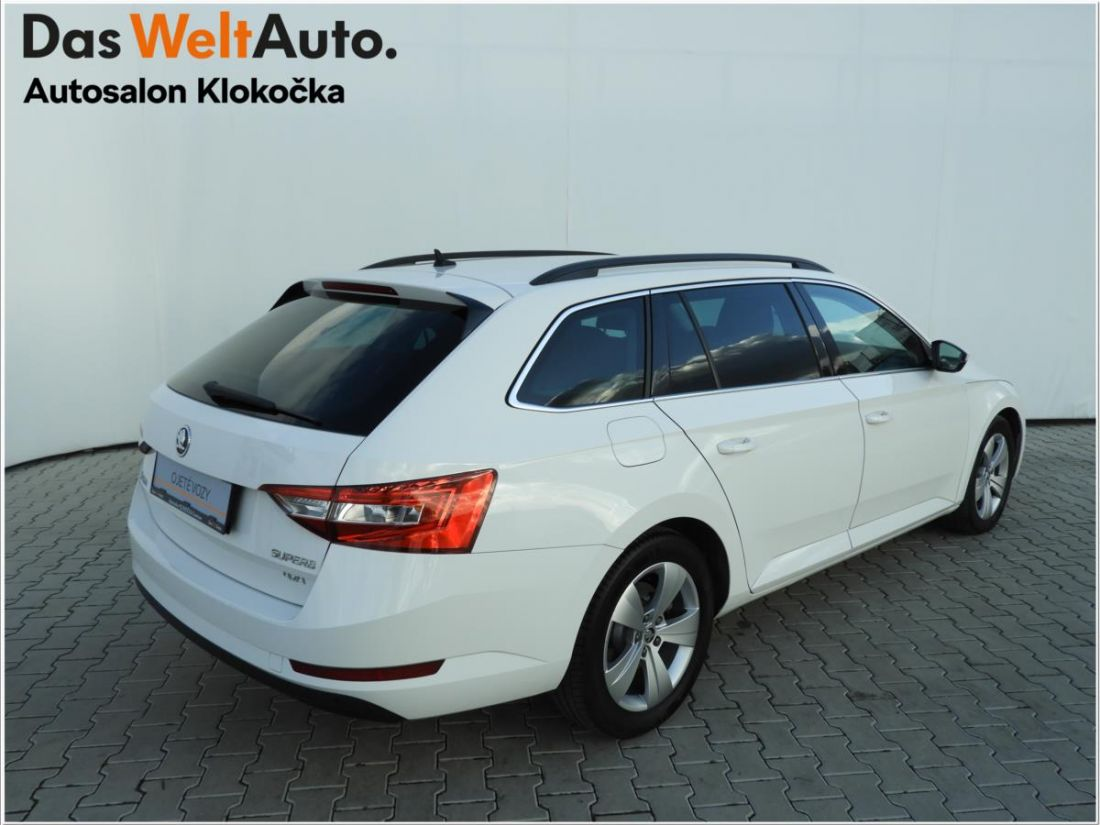 Škoda Superb 2.0 TDI AmbitionPlus 4x4 DSG