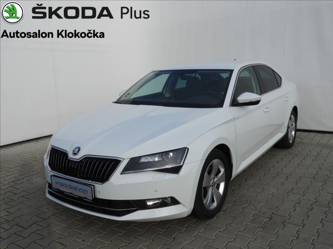 Škoda Superb 2.0 TDI AmbitionPlus 7DSG