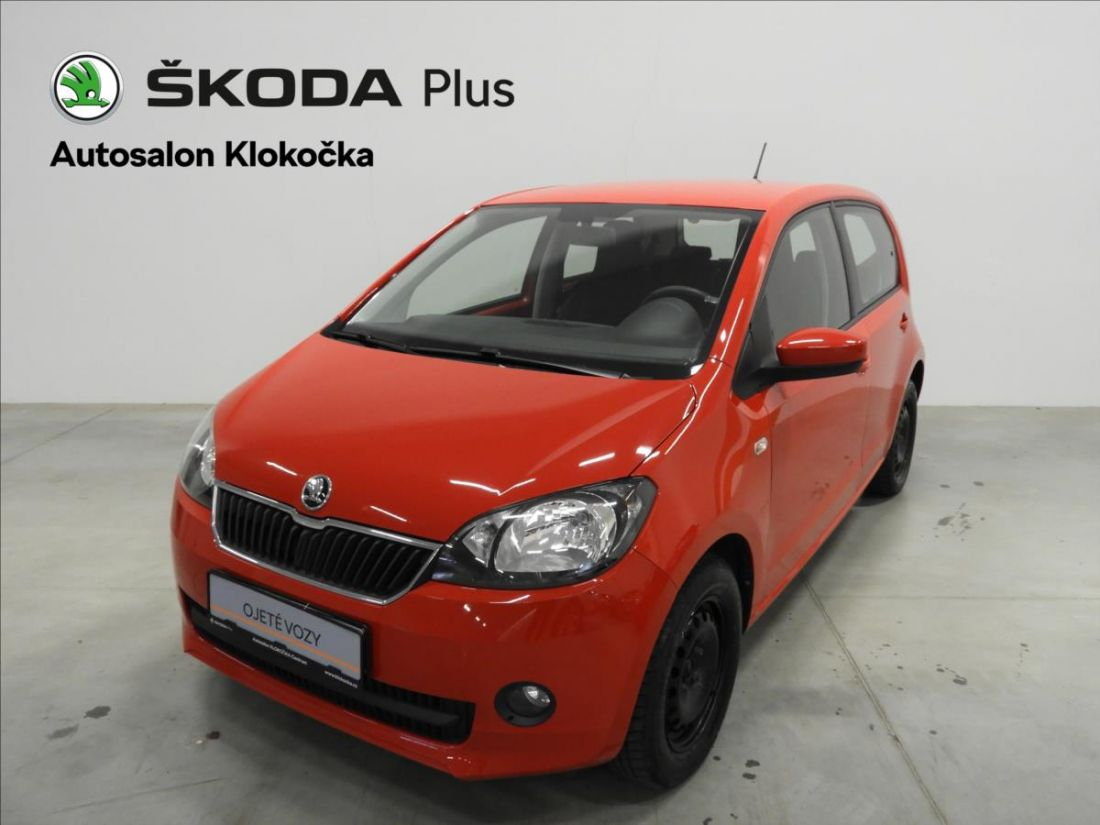 Škoda Citigo 1.0 MPI Ambition