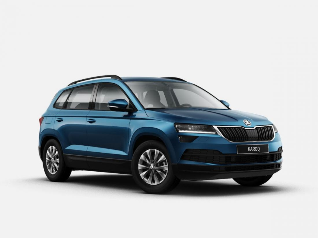 Škoda Karoq 1.5 TSI Ambition Plus