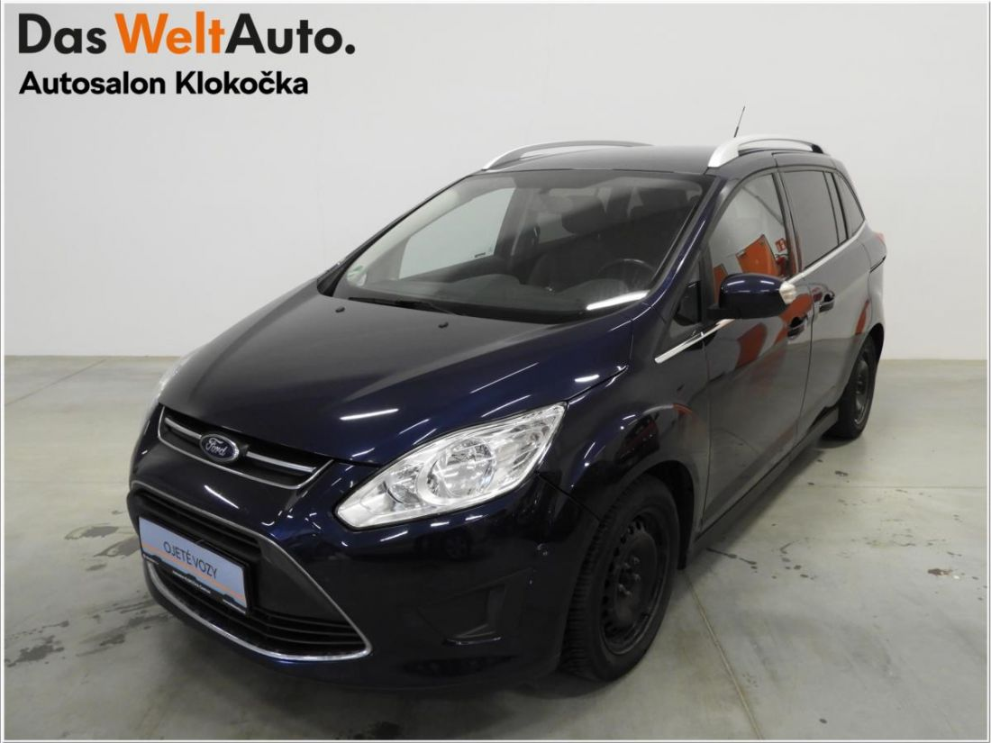 Ford C-MAX 1.6 Duratec Ti-VCT Winner