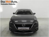 Mazda 3 2.2 D Attraction Automat