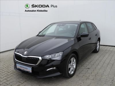 Škoda Scala 1.6 TDI Ambittion Hatchback