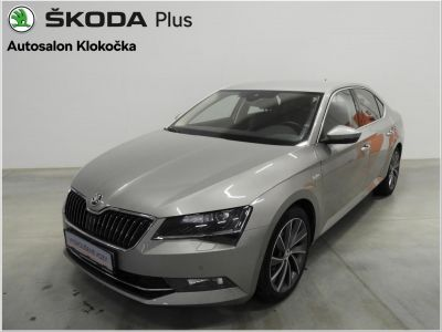 Škoda Superb 2.0 TDI  L&K