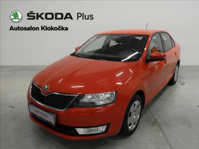 Škoda Rapid 1.2 TSI Fresh Liftback